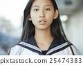 學校女孩高中肖像 25474383