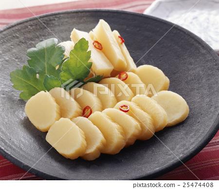 醃蘿蔔 醃製 鹹菜 25474408