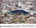aerial view, koshien stadium, ballpark 25475551