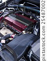 엔진 룸 25487002