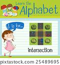english alphabet child 25489695