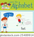 english alphabet child 25489914