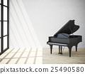 鋼琴 大鋼琴 器具 25490580