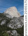 half dome, granite, yosemite national park 25493175