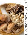 蘑菇 椎茸 蟹味菇 25503247