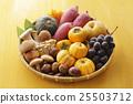 秋天 秋 食品 25503712