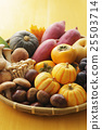 秋天 秋 食品 25503714