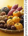 秋天 秋 食品 25503719