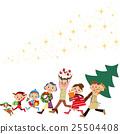 聖誕節 耶誕 聖誕 25504408