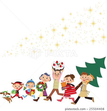 聖誕節準備 25504408