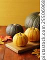 南瓜 收穫 甜蜜 25506968