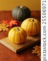 南瓜 收穫 甜蜜 25506971