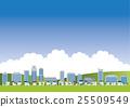 都市風景都市大廈 25509549