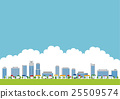 Cityscape urban building 25509574