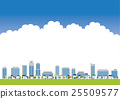 都市風景都市大廈 25509577