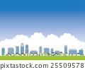 都市風景都市大廈 25509578