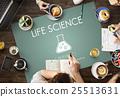 Scientific Biochemistry Genetics Engineering Concept 25513631