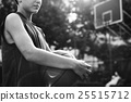 athlete, basketball, exercise 25515712