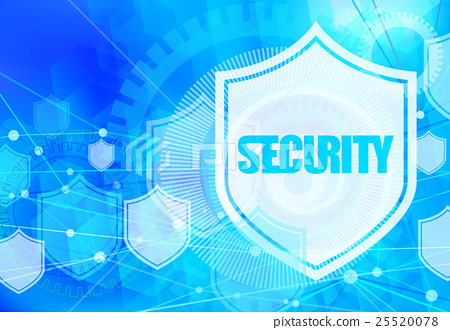 networking, security, vector 25520078