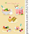 甜点 食品 食物 25527135