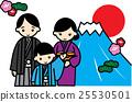 smilling, family, fujiyama 25530501