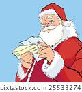 letter santa xmas 25533274