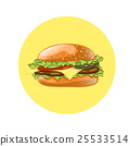 hamburger, cheese, burger 25533514