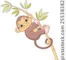Baby Monkey 25538382