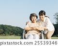 护理 轮椅 奶奶 25539346