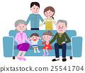 家庭沙發3代 25541704