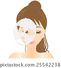face-mask, face mark, esthetic 25542238