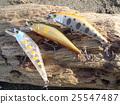 ปลาเทราท์ปลั๊กขนาดเล็กใช้สำหรับล่อปลาทะเล 25547487