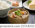 된장국, 일식, 일본 요리 25558202