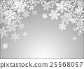 snow, flake, snowy 25568057