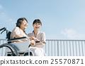 护理 护理员 看护人 25570871