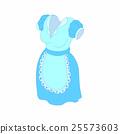 dress, vector, clothing 25573603