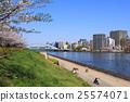 Sakura Sumidagawa Eiyohashi Bridge 25574071