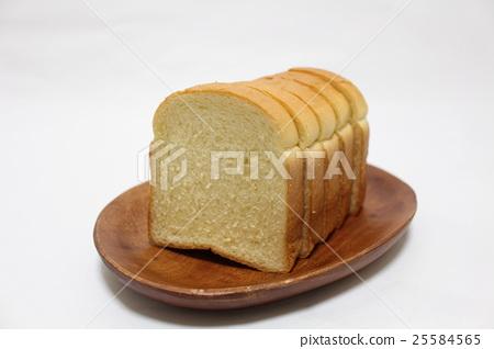 Plain bread 25584565