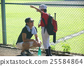青少年棒球 父母身份 父母和小孩 25584864