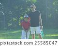 父母和小孩 親子 兒子 25585047