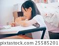 女孩 年輕的女孩 少女 25585201
