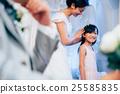 父母身份 婚礼 女儿 25585835