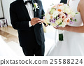 bride and groom 25588224