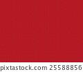 벡터, 빨강, 털실 25588856