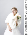 婚禮 新娘 花束 25589174