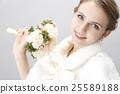 婚禮 新娘 花束 25589188