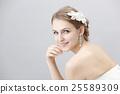 婚礼 耳饰 美发用品 25589309