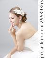 婚禮 新娘 動作 25589365