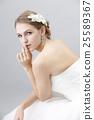 婚禮 姿勢 新娘 25589367