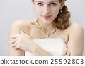 婚禮 新娘 裝飾品 25592803
